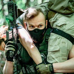 Action leger masker